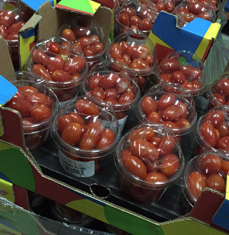 SHAKERS CHERRY TOMATOES