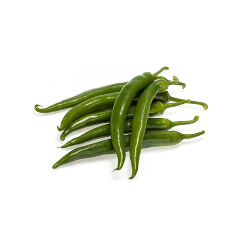 Green Hot Chili Longer – Kg