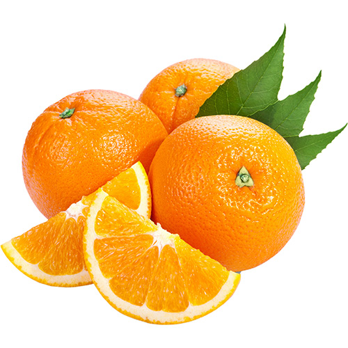 Orange Ready To Eat