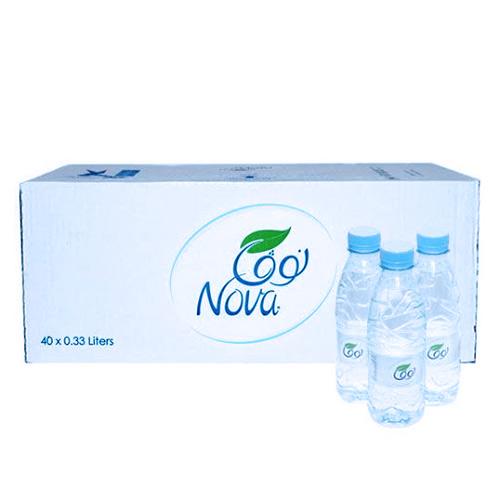 Water Nova 40PKT 330ml Box